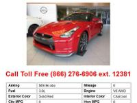 2009 Nissan GT-R Premium 2dr All-wheel Drive Coupe