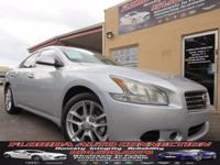 ***LUXURY AT WHOLESALE PRICE** This Nissan Maxima 3.5
