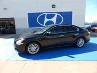 We are excited to offer this 2009 Nissan Maxima. Your