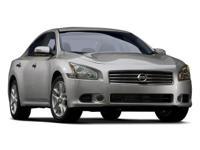 Nissan Maxima 3.5 SV Silver FWDRecent Arrival! Clean