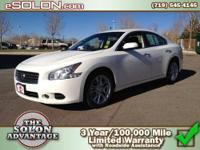 2009 Nissan Maxima 4dr Car 3.5 S Our Location is: Dave