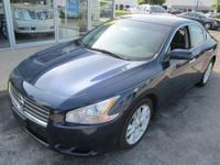 This 2009 Nissan Maxima 4DR SDN V6 CVT 3.5 SV is