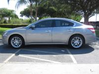 Options Included: N/A2009 Nissan Maxima.. Stand out