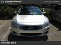 This 2009 Nissan Maxima 3.5 SV w/Premium Pkg is offered