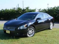 This 2009 Nissan Maxima 3.5 SV w/Sport Pkg is offered