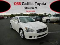 2009 Nissan Maxima Sedan Our Location is: ORR Cadillac