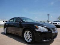 THIS 2009 NISSAN MAXIMA S JUST CAME IN. THIS 3.5L V6