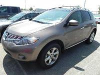 Description 2009 NISSAN Murano Keyless Start, Front
