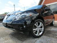 Upgraded for 2009. the Nissan Murano midsize crossover