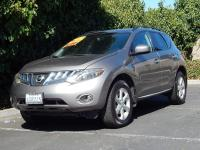 Options:  2009 Nissan Murano Awd 4Dr