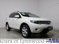 2009 Nissan Murano CVT with Xtronic and AWD.