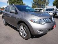 Meet our 2009 Gold Murano LE a class-leading crossover