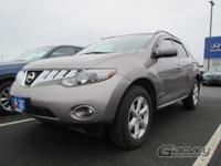 The 2009 Nissan Murano is a five-passenger, midsize