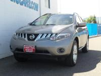 Options:  2009 Nissan Murano Sl|Bose Premium