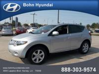 2009 NISSAN Murano SUV AWD 4dr SL Our Location is: Bohn