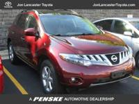 This 2009 Nissan Murano 4dr AWD 4dr SL SUV features a