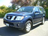 This 2009 Nissan Pathfinder SE is offered to you for