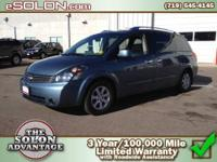 2009 Nissan Quest Mini-van, Passenger SL Our Location