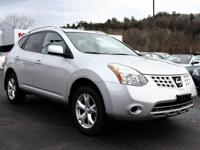 2009 Nissan Rogue Silver S Oil change and New Oil