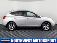 Clean Carfax One Owner SUV with Sunroof!  Options:
