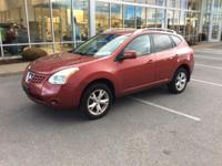 Congratulations! This 2009 Nissan Rogue S AWD 101,950