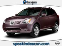 FUEL EFFICIENT 26 MPG Hwy/21 MPG City! LOW MILES -