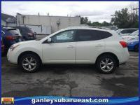 Nissan Rogue SL 2009 Pearl Newly Detailed, AWD, 17 x 7