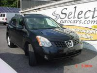 All Wheel Drive Crossover with Bose Satellite Stero and