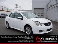 2009 Nissan Sentra 2.0. Hey! Look right here! In a