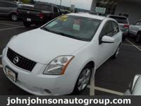 *One Owner* and *Clean CarFax Vehicle History*. Sentra