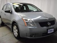 Looking for a clean, well-cared for 2009 Nissan Sentra?