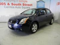 Nissan Certified and Gray. Superb gas mileage! Great