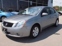2009 Nissan Sentra Sedan FE+ Our Location is: Cadillac
