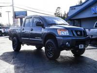 4x4 Lifted Truck with Premium Wheels!  Options: