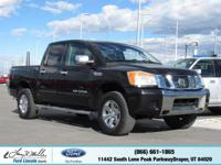 Boasts 17 Highway MPG and 12 City MPG! This Nissan