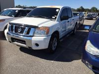 Options:  2009 Nissan Titan Se Ffv 4X2 Crew Cab Short