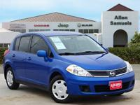$50 Gift Card with Test-Drive 2009 Nissan Versa with