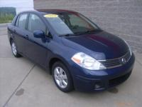 Options Included: N/AThis 2009 Nissan Versa 1.8 SL only