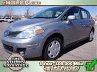 2009 Nissan Versa 4dr Car 1.8 S Our Location is: Dave