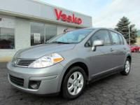 1 Owner 2009 Nissan Versa SL in very nice pre-owned