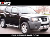 This 2009 Nissan Xterra Off Road is offered to you for