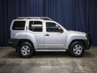 4x4 SUV with Grille Guard!  Options:  Rear Defrost|Rear
