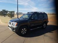 We are excited to offer this 2009 Nissan Xterra. When