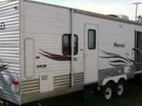 2009 Nomad RV Travel Trailer 2013 Lot paid 40ft 2