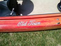 2009 Old Town Twin Otter - Double Kayak  As if one