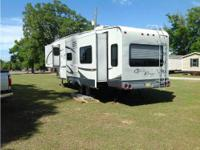 RV Type: Fifth Wheel Year: 2009 Make: Open Range Model: