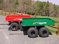 2009 Other ATV WAGON Brand New Tandem Axle Electric