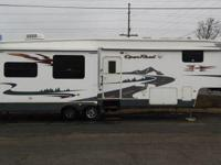 2009 Pilgrim Open Road. This trailer I purchased for