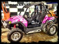 Make: Polaris Mileage: 131 Mi Year: 2009 Condition: