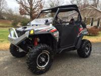2009 Polaris RZR 800-S. Fox Podium Shocks w/extra set